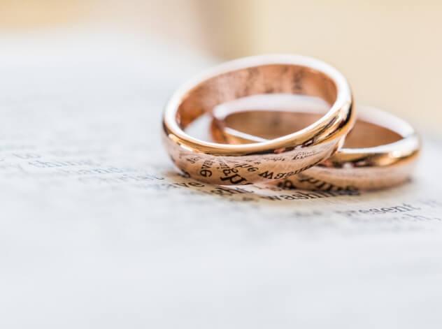 ナンパきっかけの結婚